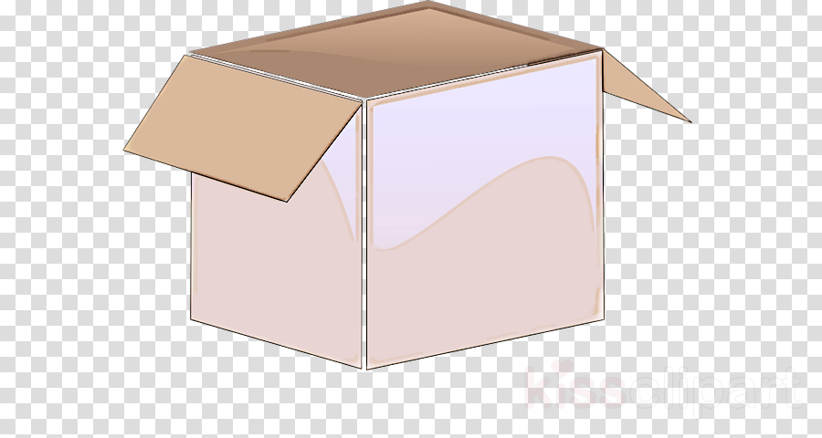 box carton shipping box beige packing materials