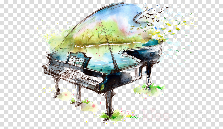 technology table piano pianist furniture