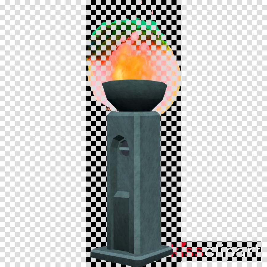 lighting table pedestal rock column