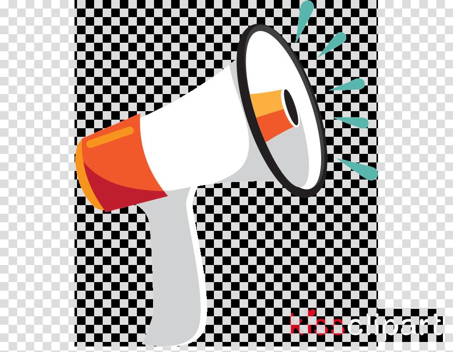 line megaphone logo