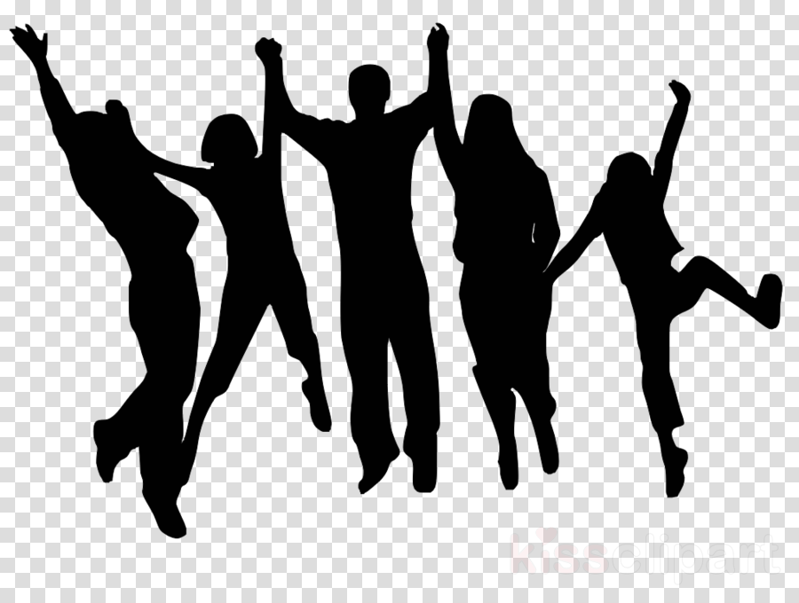 people in nature social group people silhouette youth