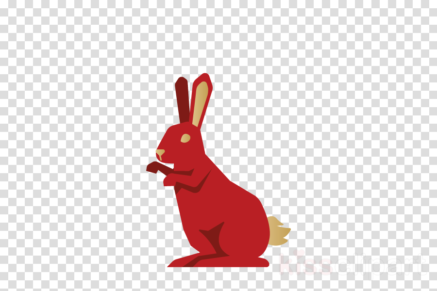 rabbit rabbits and hares red hare cartoon