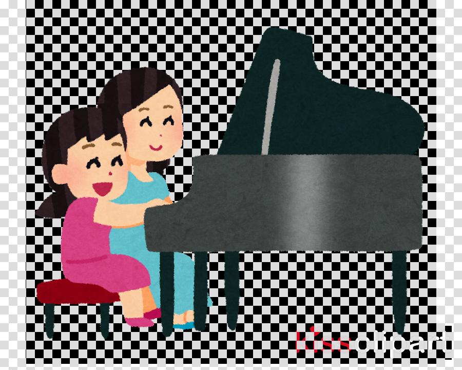 pianist piano cartoon recital technology