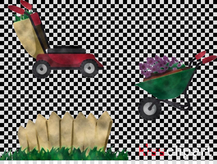 vehicle wagon grass cart tractor