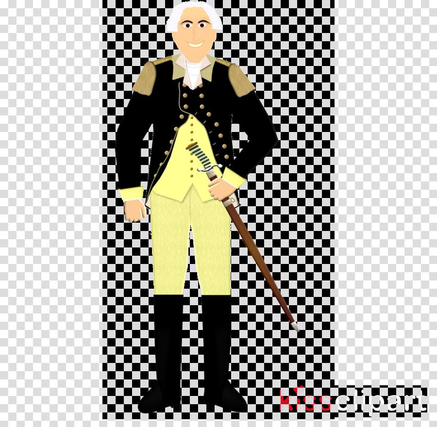 cartoon standing costume sword uniform