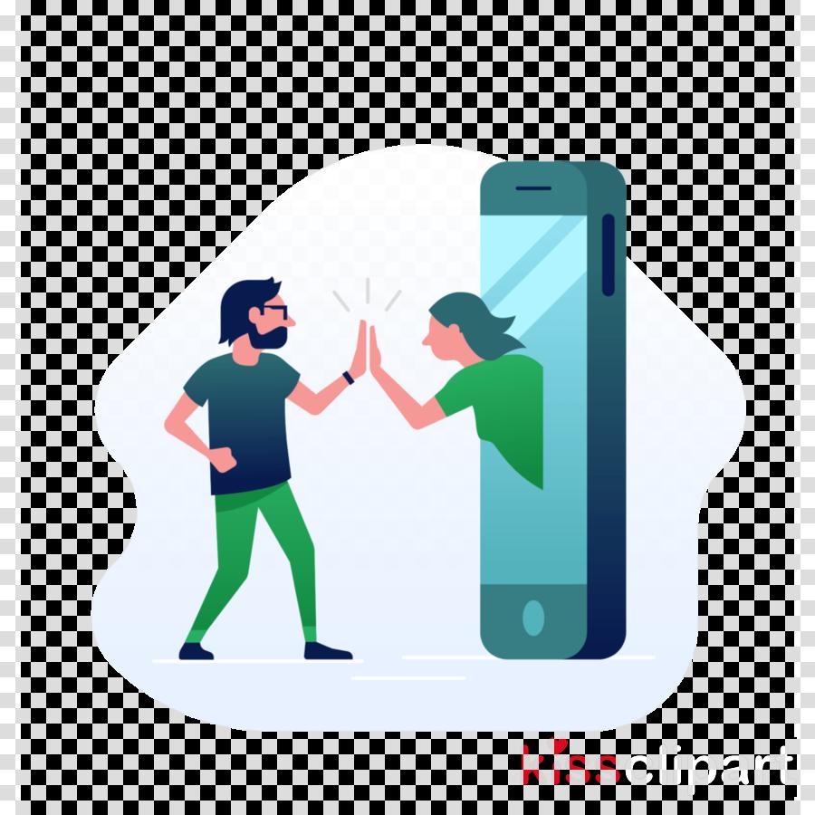 standing technology gesture smartphone gadget