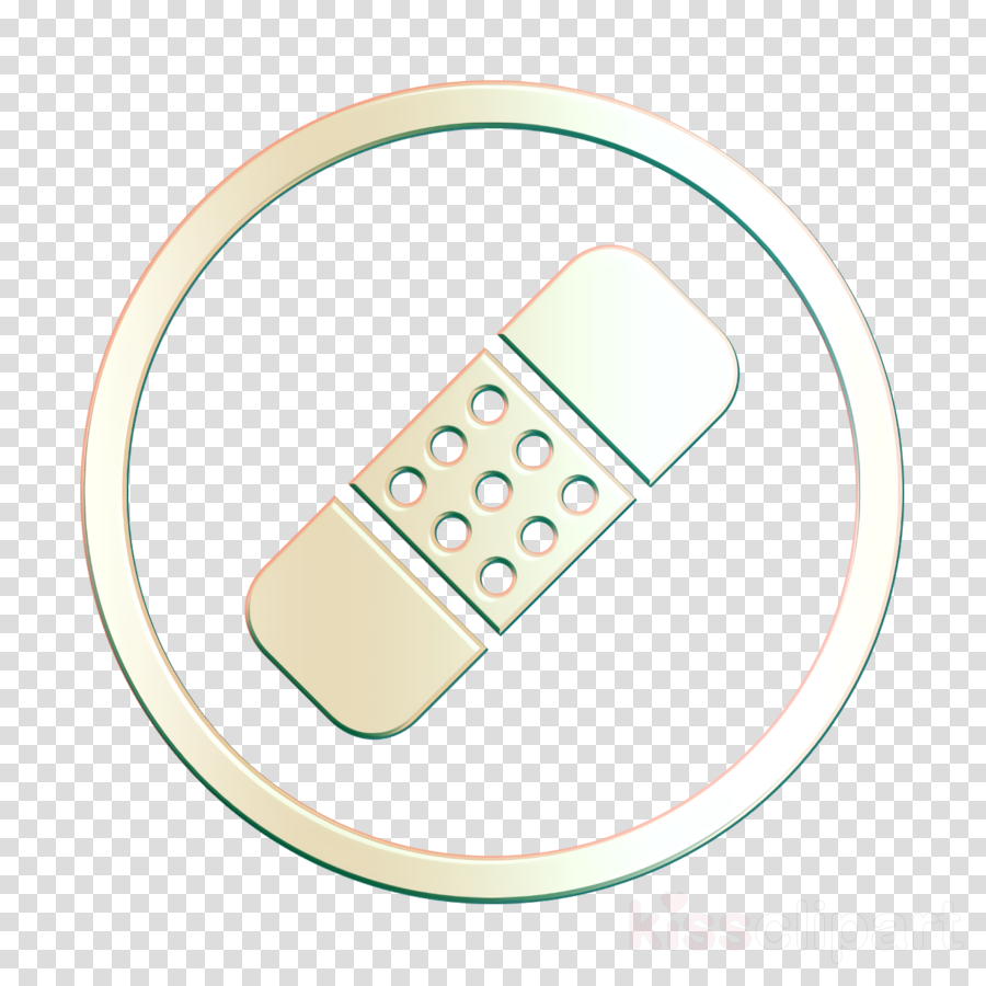 adhesive tape icon band-aid icon plaster icon