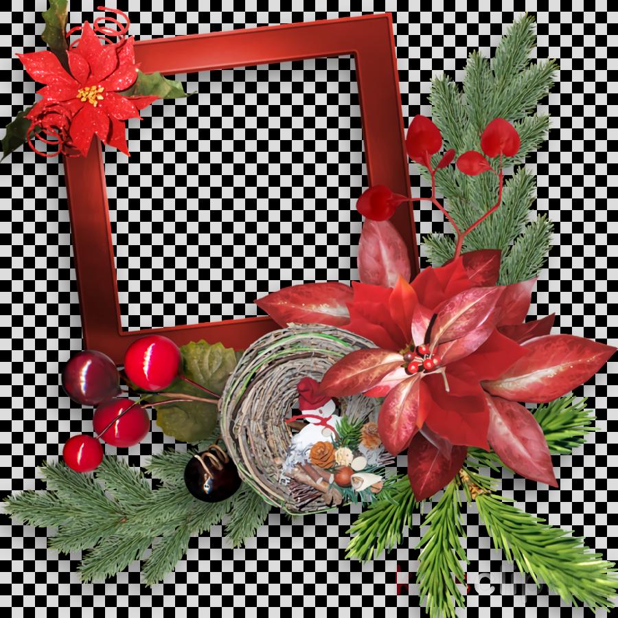 Christmas frame Christmas border Christmas decor