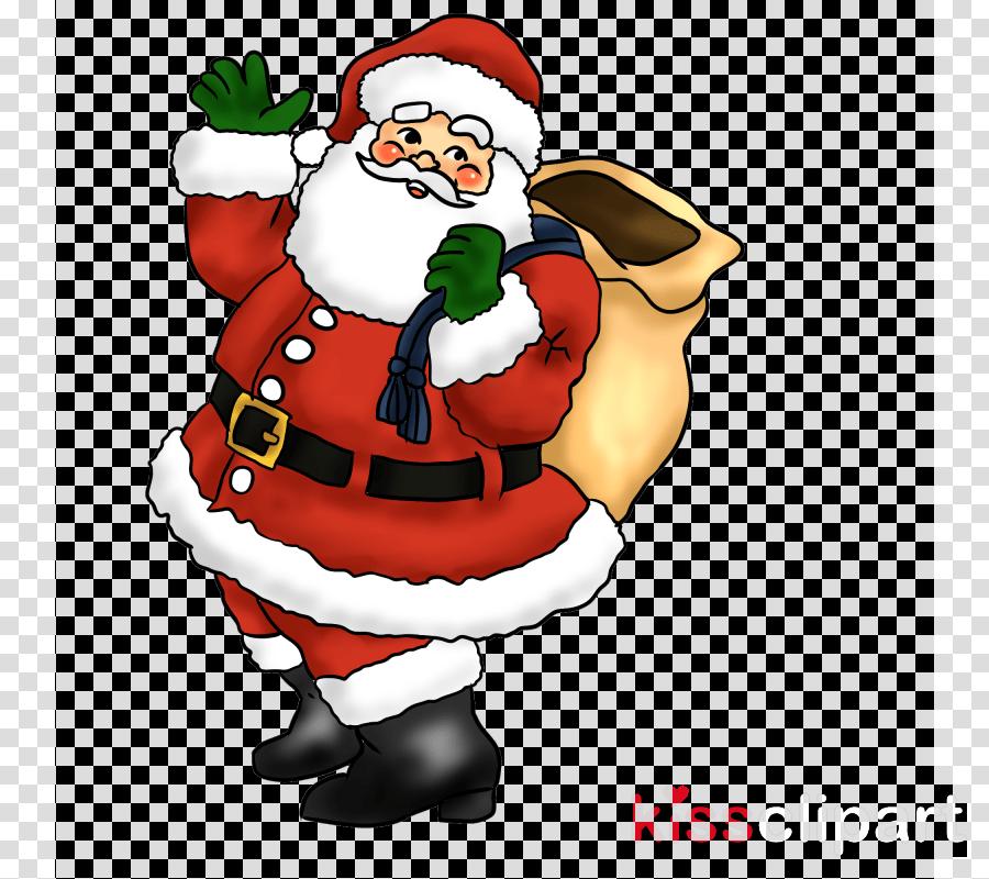 Santa claus clipart - Santa Claus
