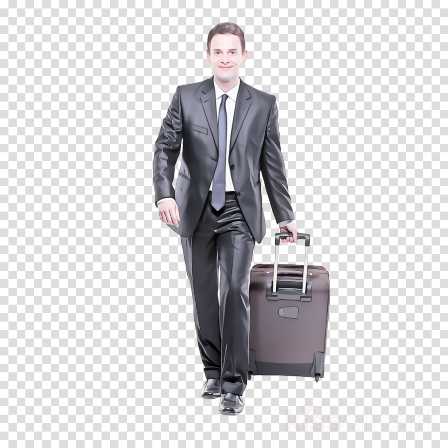 suit clothing briefcase baggage formal wear