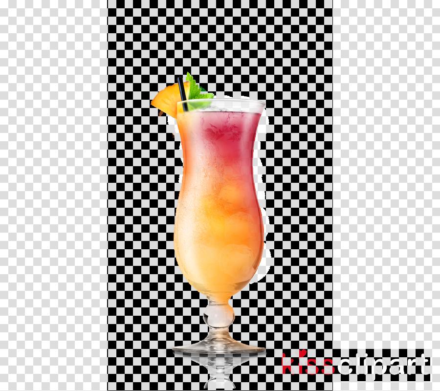 drink hurricane cocktail garnish juice planter's punch