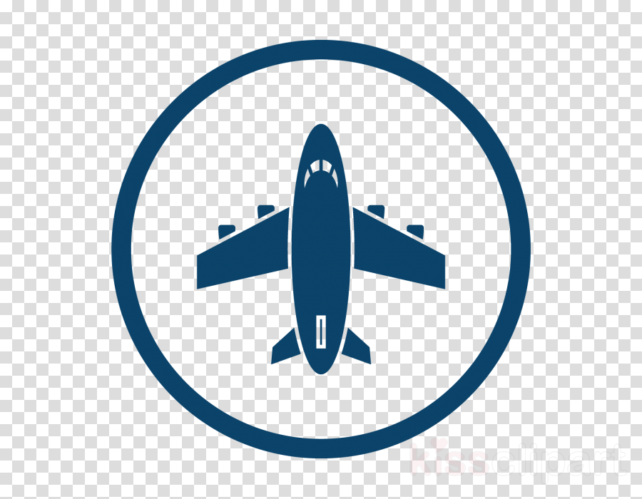 logo air travel airplane vehicle oval