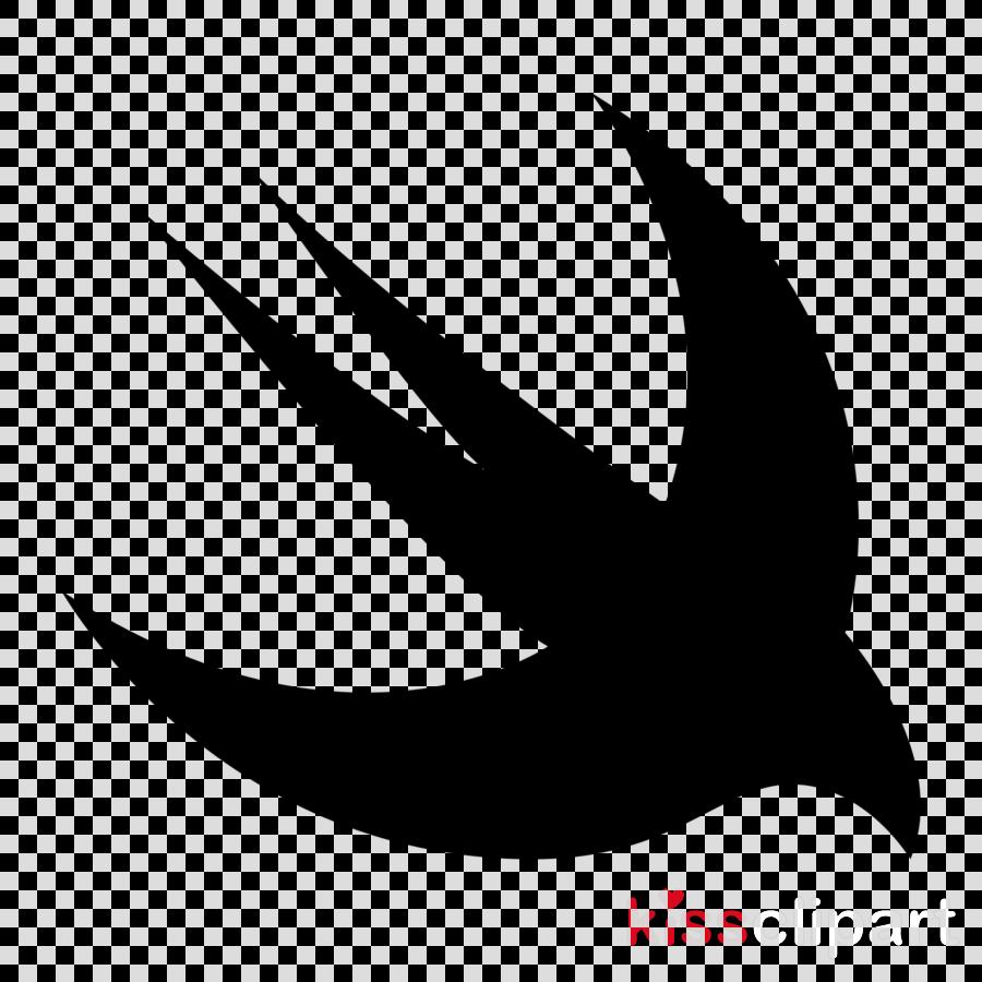 logo black and white symbol crescent swallow clipart logo blackandwhite symbol transparent clip art white symbol crescent swallow clipart