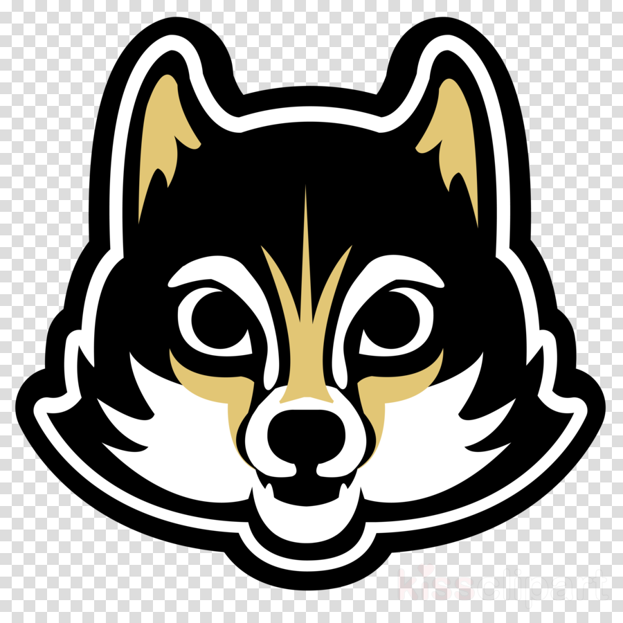 head whiskers snout procyonidae logo