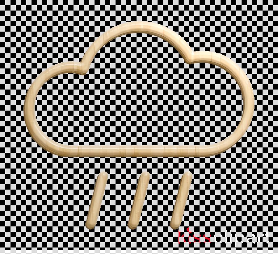 cloud icon rain icon rainy icon