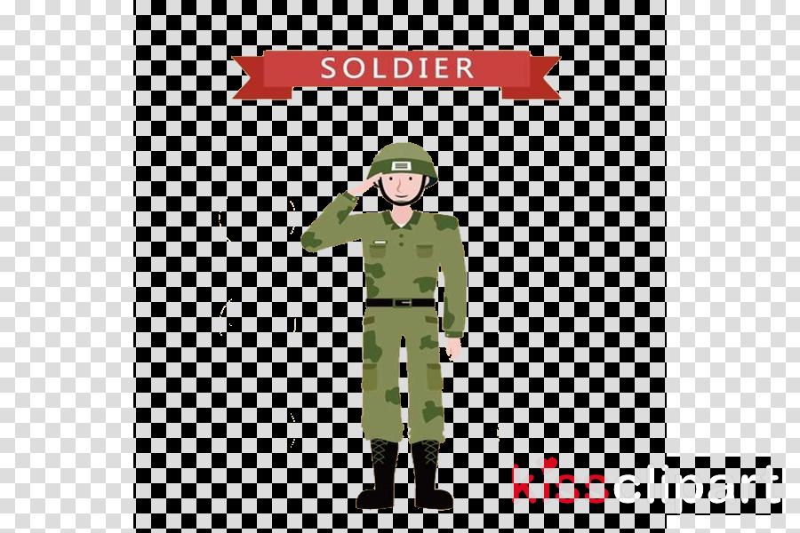 soldier military uniform uniform cartoon military person