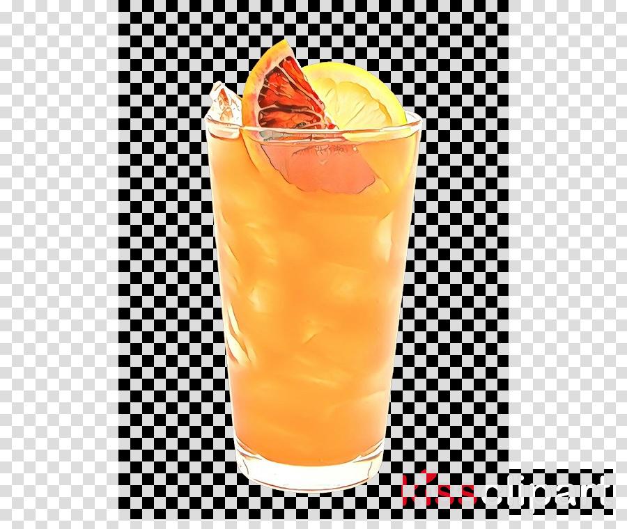 drink orange drink juice rum swizzle bay breeze