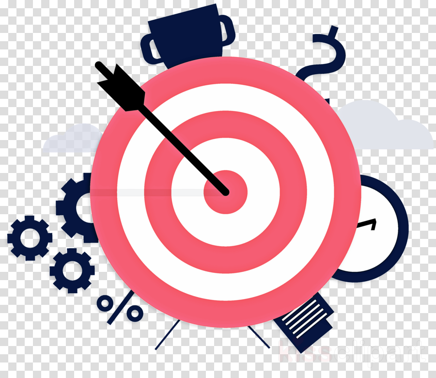 darts games clock recreation logo
