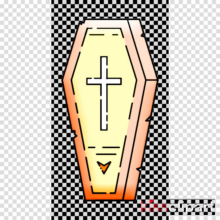 burial icon cemetery icon creepy icon