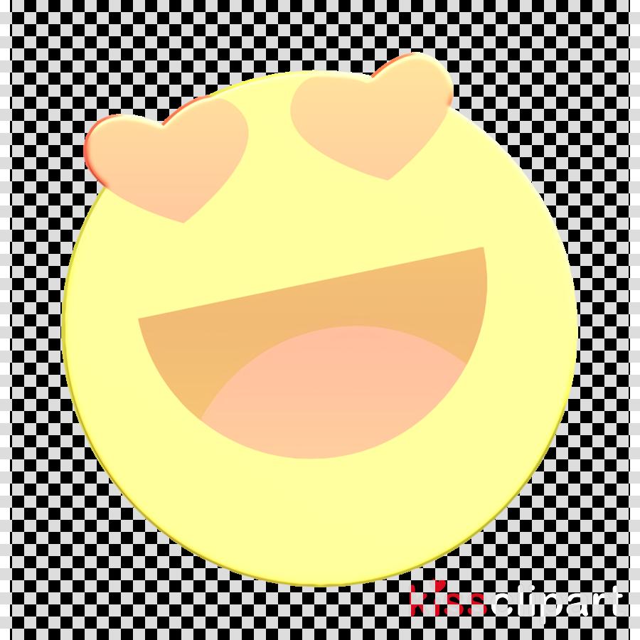 emoji icon emoticon heart icon