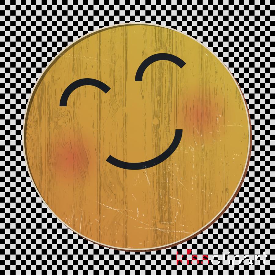 blush icon emoji icon emoticon