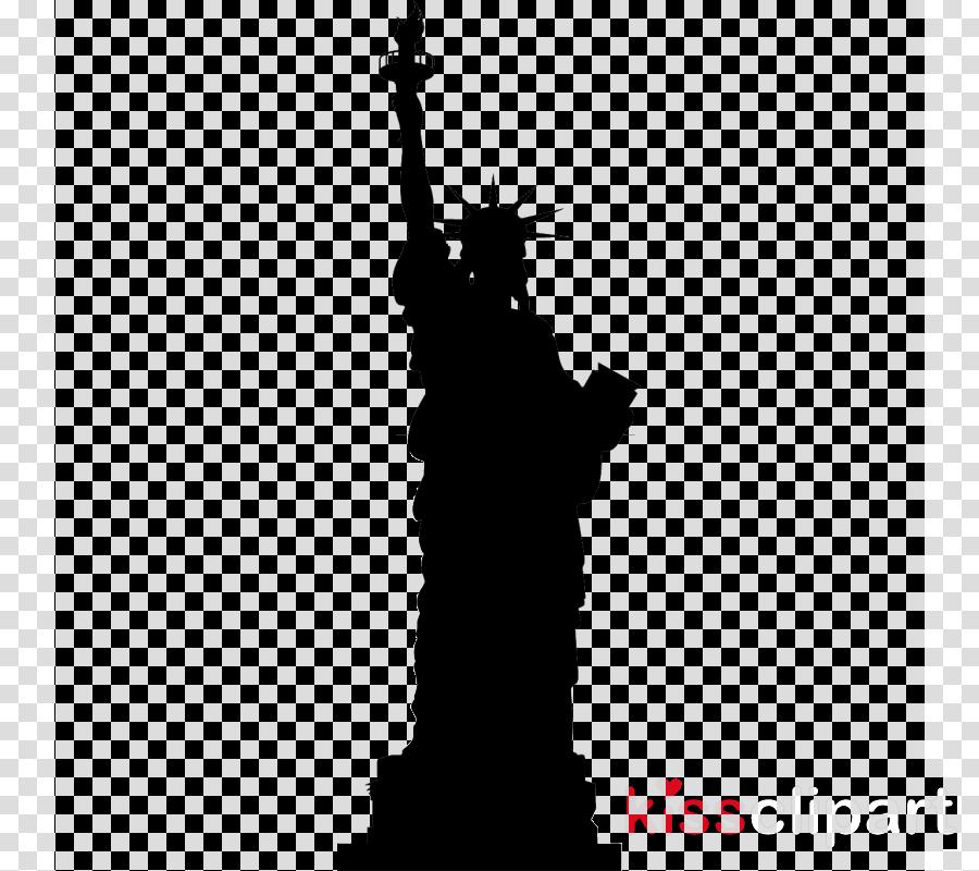 statue silhouette monument column