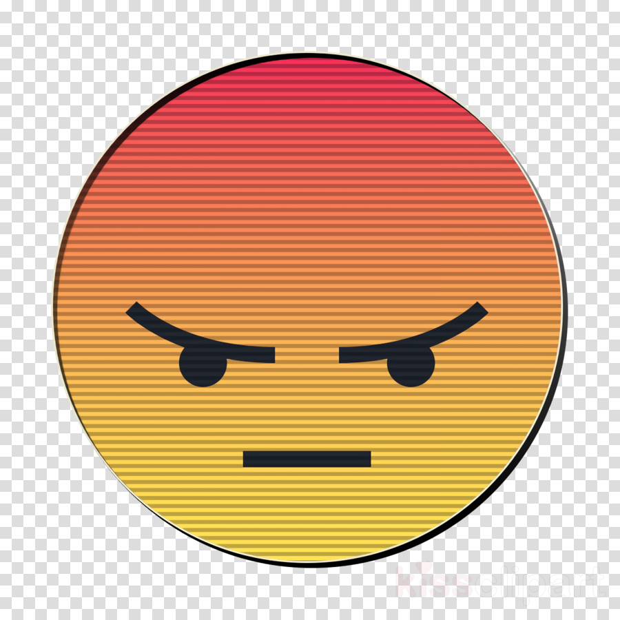 angry icon emoji icon emoticon