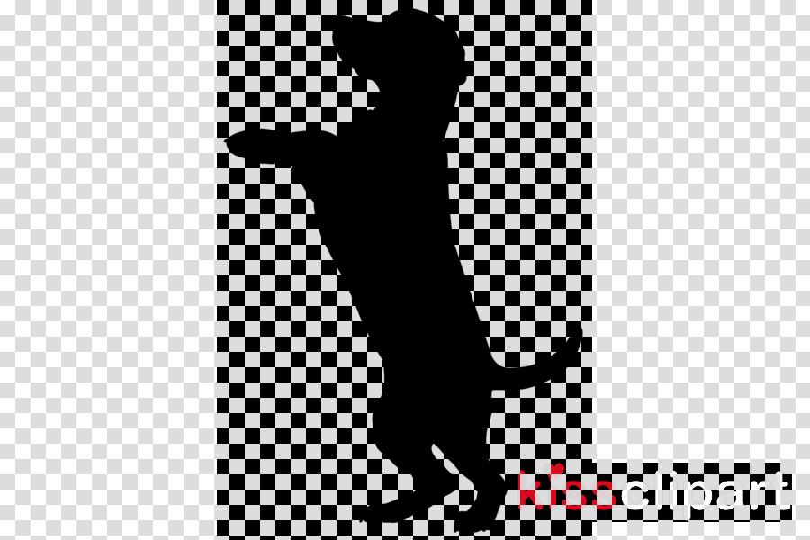 dog silhouette sporting group tail labrador retriever