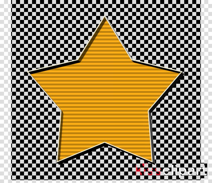favorite icon five point icon gold icon
