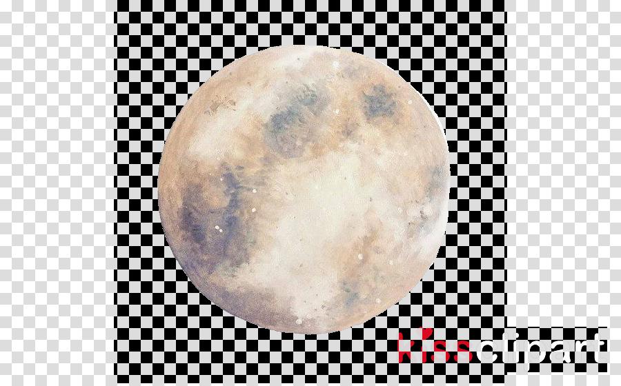 beige moon sphere rock space
