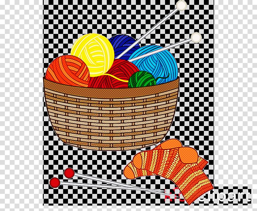 basket storage basket thread gift basket food