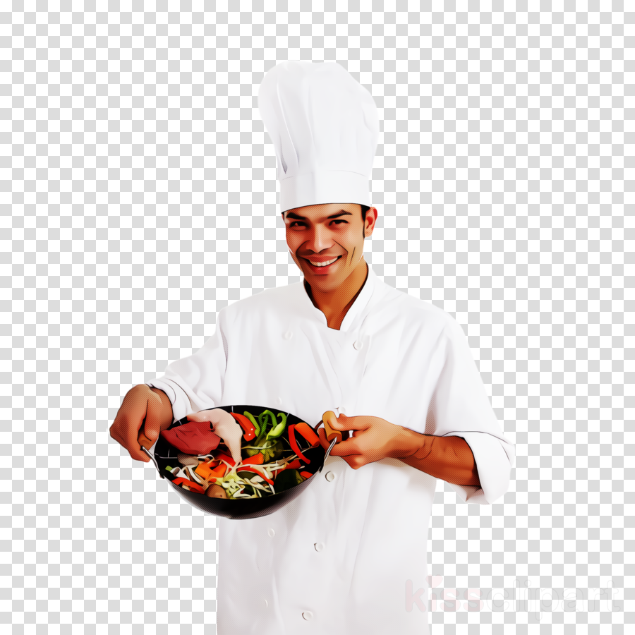 cook chef's uniform chef chief cook food