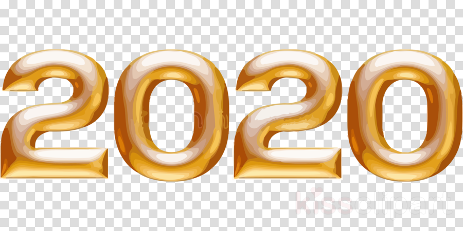 happy new year 2020 new years 2020 2020 clipart - Number ...