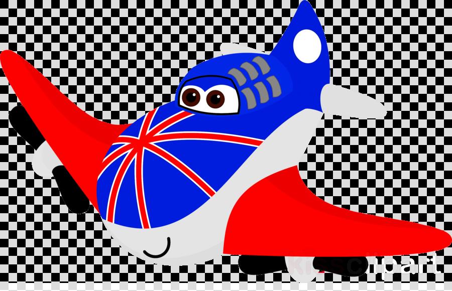 airplane cartoon vehicle electric blue aircraft