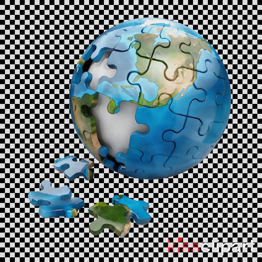 jigsaw puzzle earth world globe planet