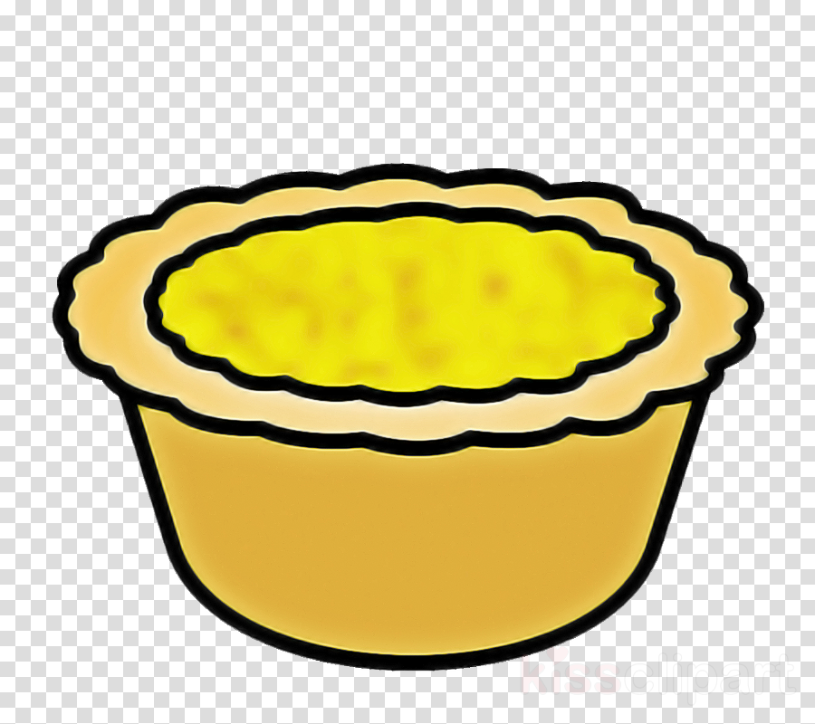 yellow dish food pie baked goods