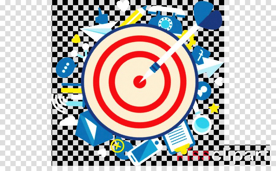 target archery line circle recreation