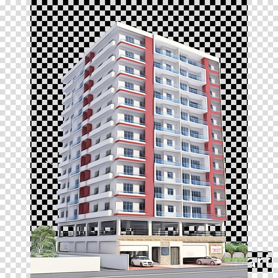 building condominium tower block metropolitan area property
