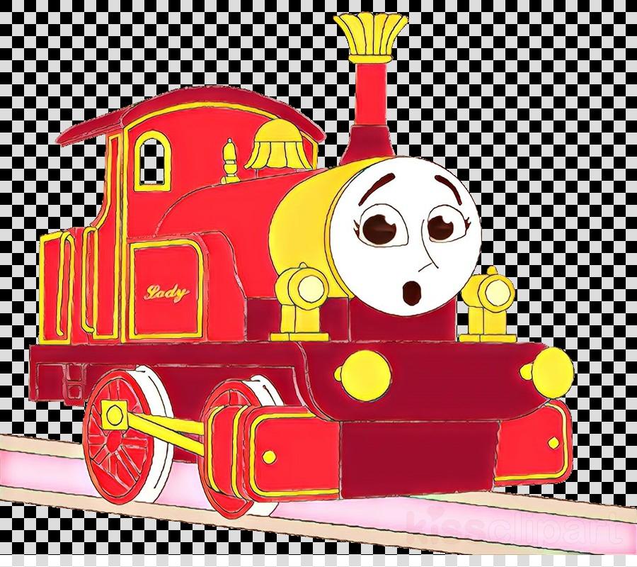 train transport vehicle locomotive cartoon