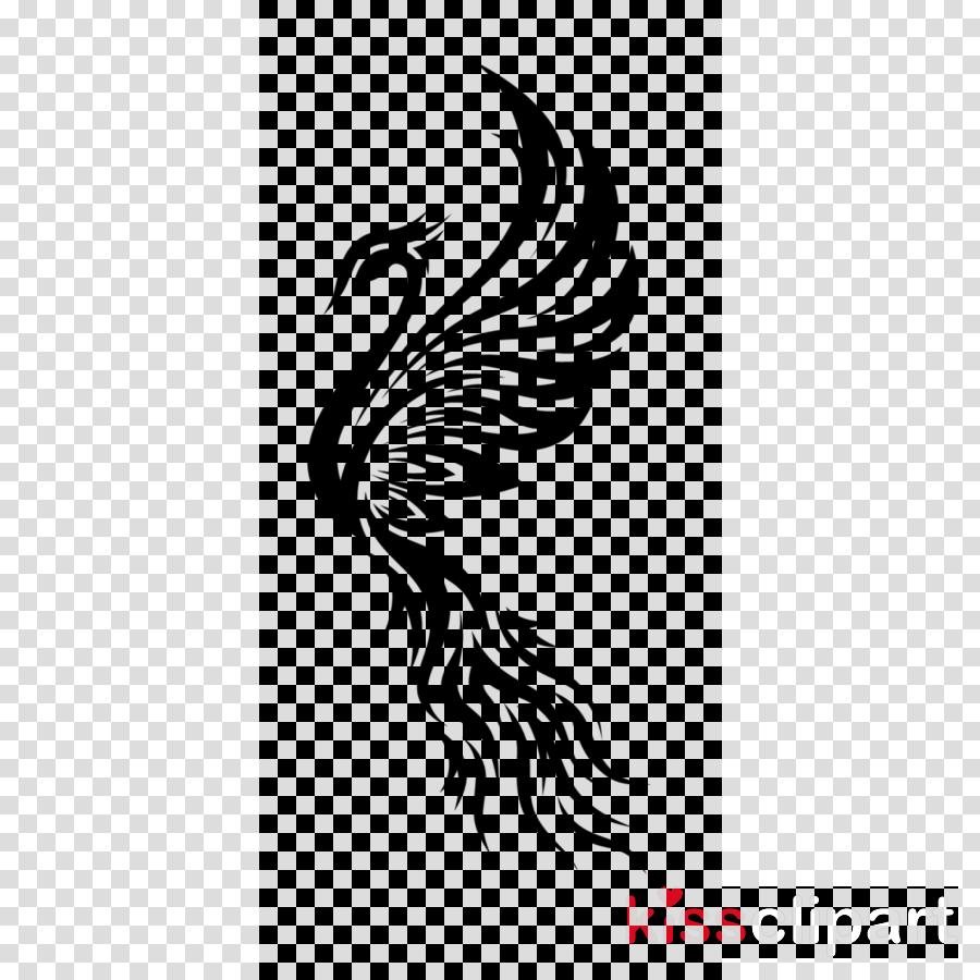 wing bird logo black-and-white beak