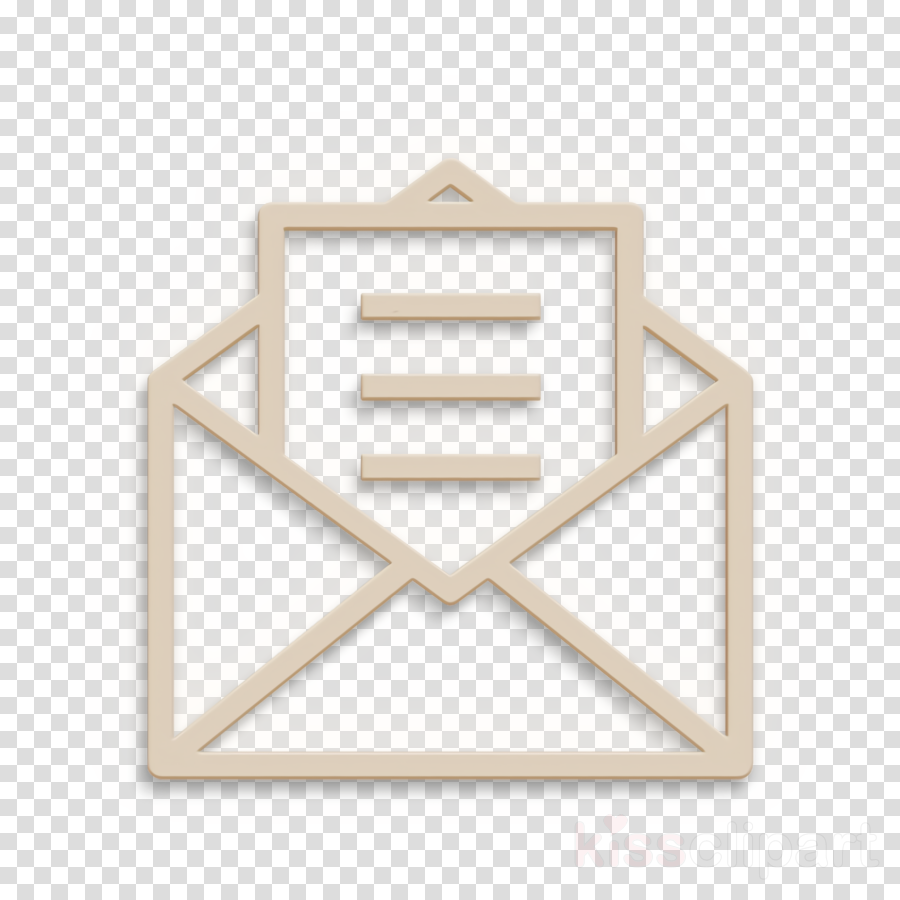 Business and trade icon Email icon Letter icon