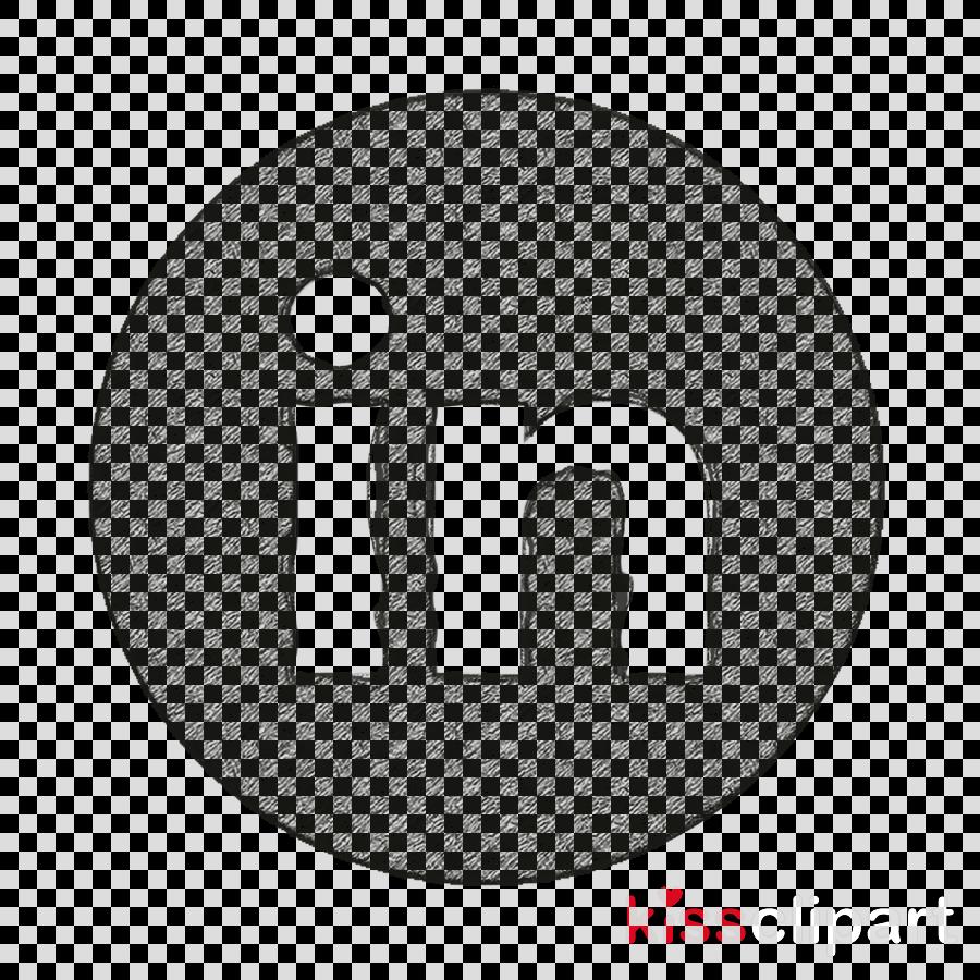Circle Icon Gray Icon Linkedin Icon Clipart Text Circle