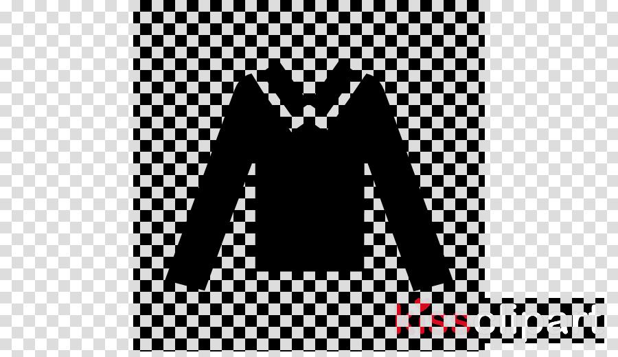 clothing white black sleeve logo