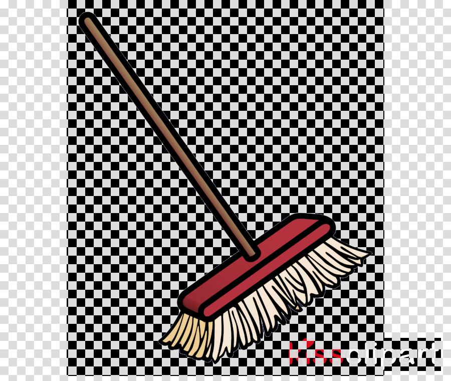 broom brush household cleaning supply rake household supply