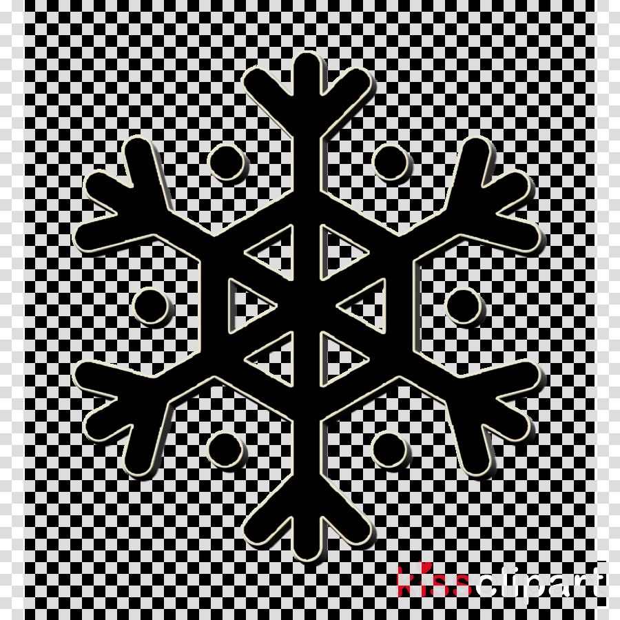 Snow icon Snowflake icon Weather icon