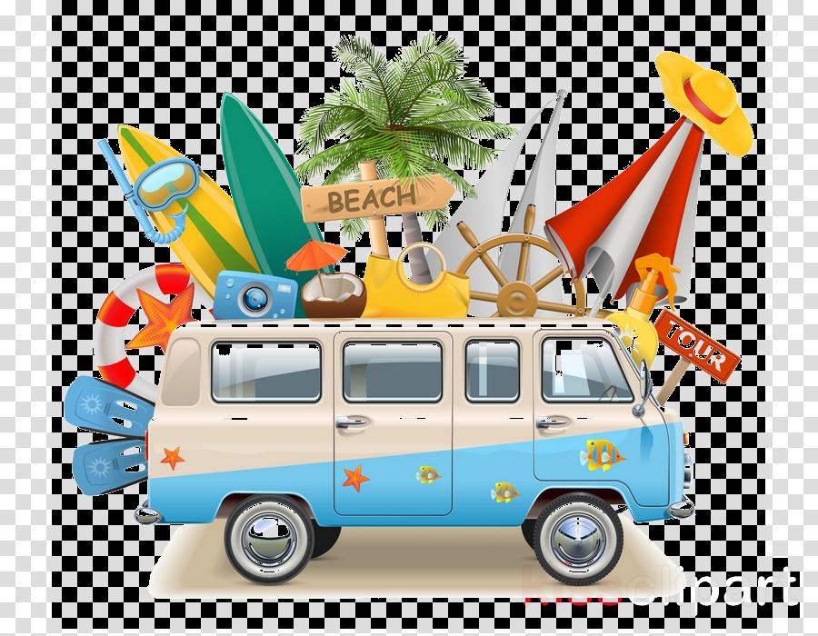 transport vehicle cartoon car van