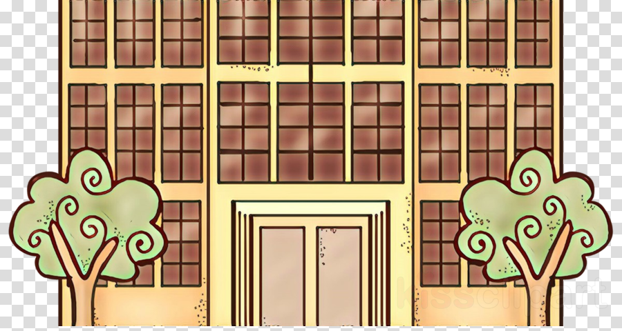 architecture real estate brick pattern animation