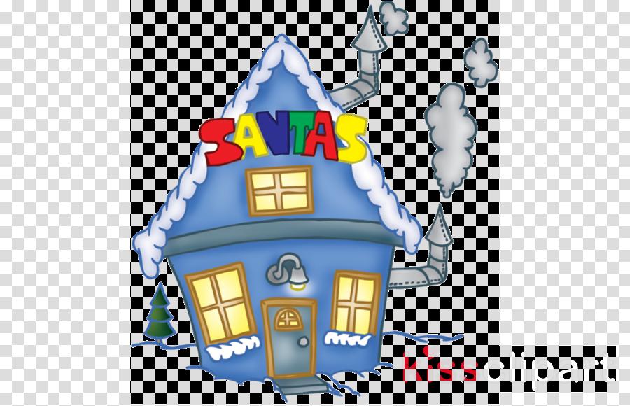 cartoon house facade