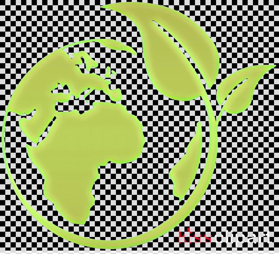 green logo leaf plant symbol