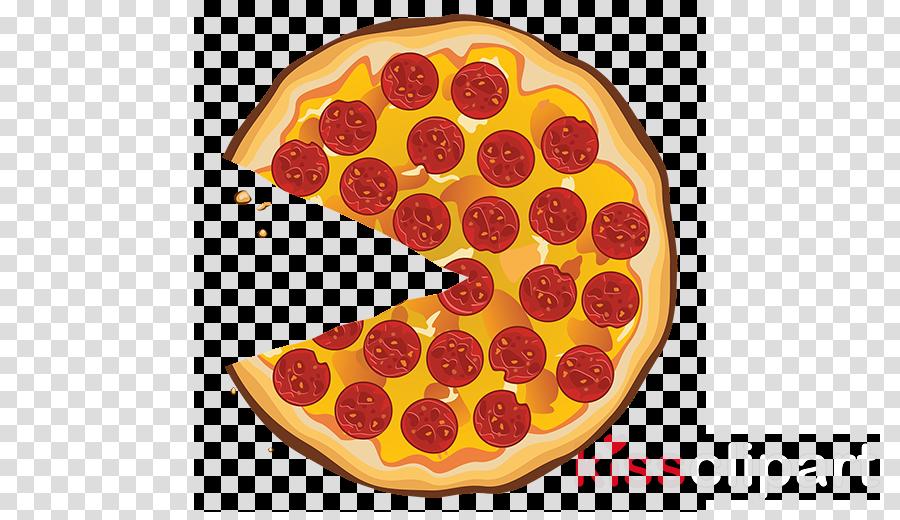 pepperoni food dish cuisine pizza